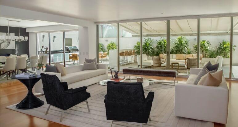 Une expertise multidomaine de l'immobilier